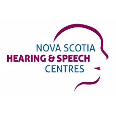 Nova Scotia Hearing and Speech Centres logo
