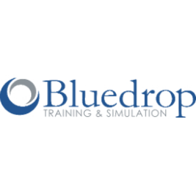 Bluedrop Training & Simulation logo