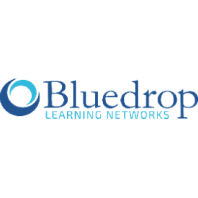 Bluedrop Learning Networks logo